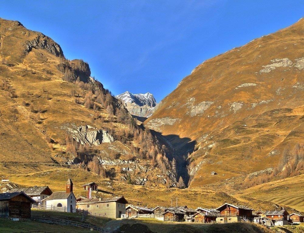 Escursionismo nell'area vacanze Monte Cuzzo/Val Giovo