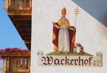 wackerhof - wappen